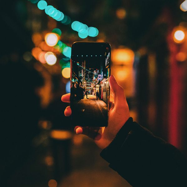 3 Hour Intro to Smartphone Photography