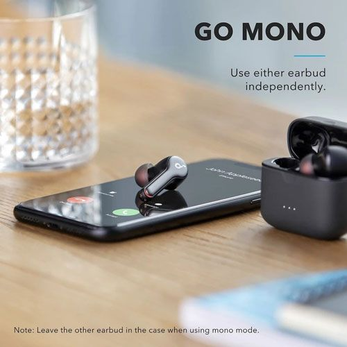 Soundcore by Anker Liberty Air 2 Earbuds Black