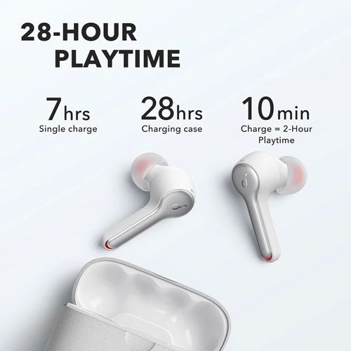 Soundcore by Akner Liberty Air 2 Earbuds White