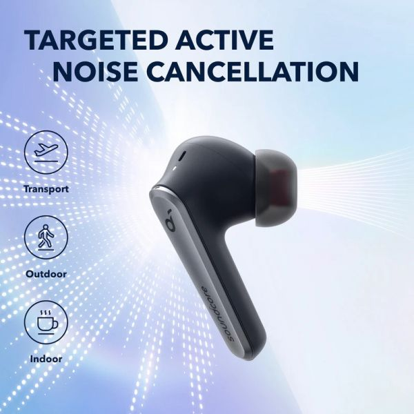 Soundcore by Anker Liberty Air 2 Pro Earbuds Onyx Black