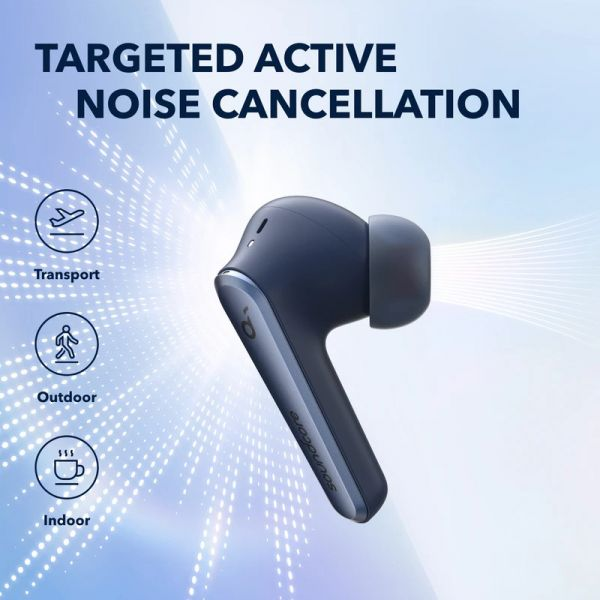 Soundcore by Anker Liberty Air 2 Pro Earbuds Sapphire Blue
