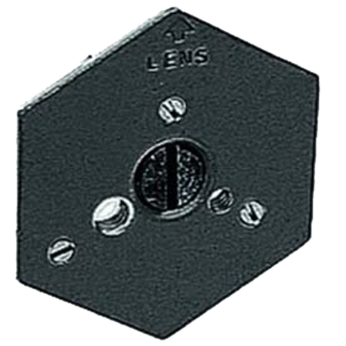 Manfrotto 130-14 Hexagonal Quick Release Plate