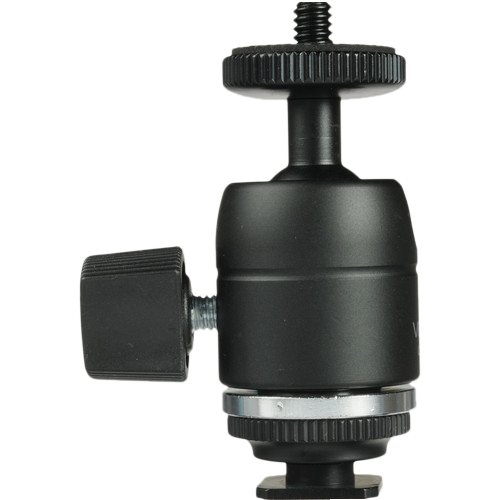 Vello Multi-Function Ball Head with Removable Bottom Shoe Mount