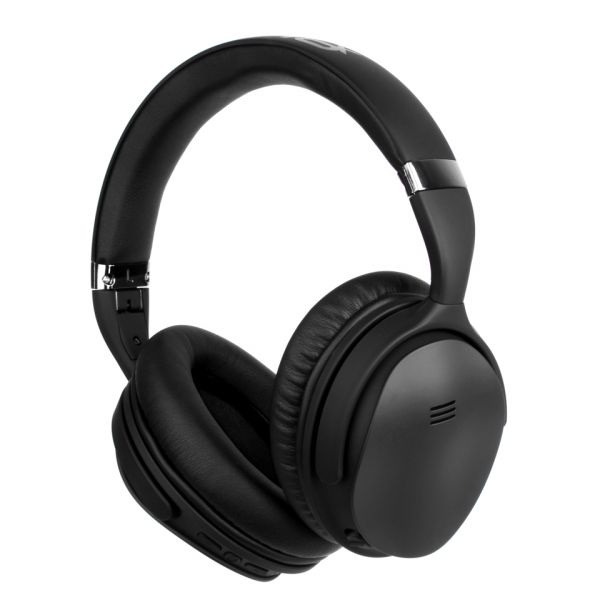 Volkano VK-2003-Silenco Series Wireless Bluetooth Active Noise Cancelling On-Ear Headphones