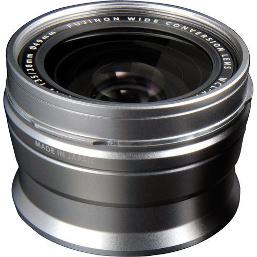 Wide-Angle lens for Fujifilm X100/X100S