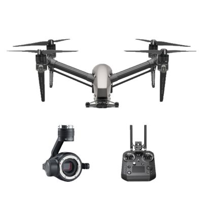 DJI Inspire 2 Advanced Kit with Zenmuse X5S Gimbal with DJI Cendence Remote Controller