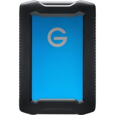 G-Technology 4TB ArmorATD USB 3.1 Gen 1 External Hard Drive