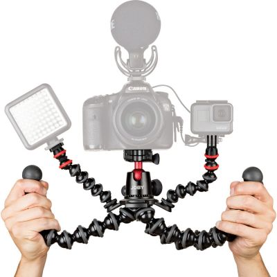 Joby GorillaPod Rig Flexible Mini Tripod