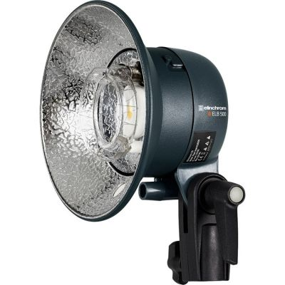 Elinchrom ELB 500 TTL Flash Head