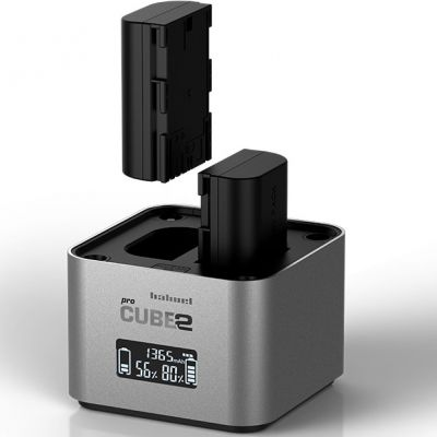 Hahnel ProCube 2 DSLR Charger for Canon