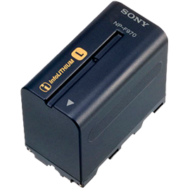 Sony NP-F970 InfoLithium L Series Battery