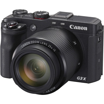 CANON PS G3 X CAMERA