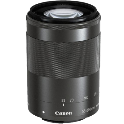 Canon EF-M 55-200mm f/4.5-6.3 IS STM Lens