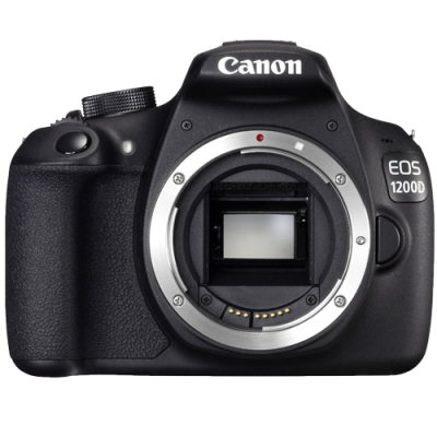 USED Canon EOS 1200D DSLR Camera Body - Rating 7/10 (SH6288)