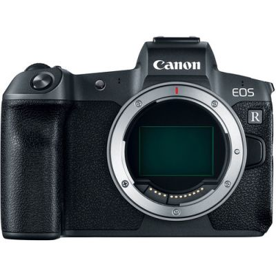 Canon EOS R Full Frame Mirrorless Camera (When Bought With Promotion)