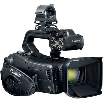 Rental: Canon XF405 Professional 4K Camcorder (PAL)