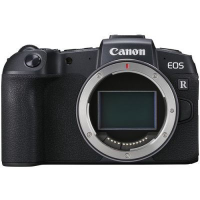 Canon EOS RP Mirrorless Digital Camera (When Bought With Promotion)