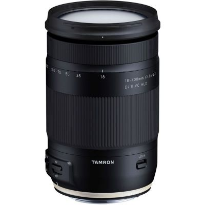 USED Tamron 18-400mm f/3.5-6.3 Di II VC HLD Lens (Canon EF-S) - Rating 7/10 (S31408)