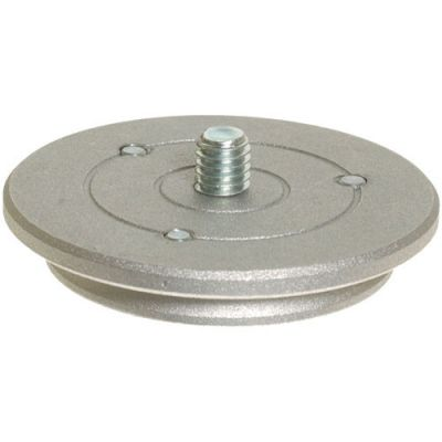 Manfrotto 400PL-LOW Quick Release Plate (13mm) for 400 Deluxe Geared Head