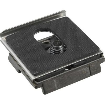 """Manfrotto 200PLARCH-38 Architectural Anti-Twist Quick Release Plate with 3/8"""" Screw"""
