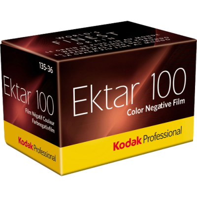 Kodak Professional Ektar 100 Colour Negative 120 Film