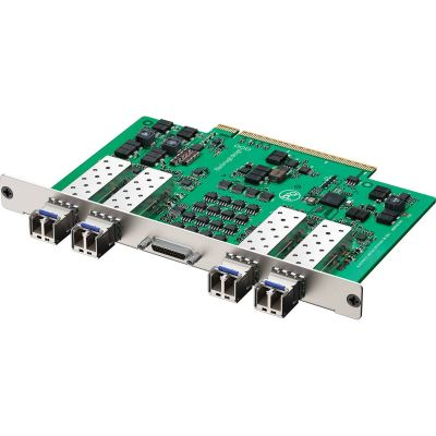 Blackmagic Design Universal Videohub Optical Fiber Interface (Special Order)