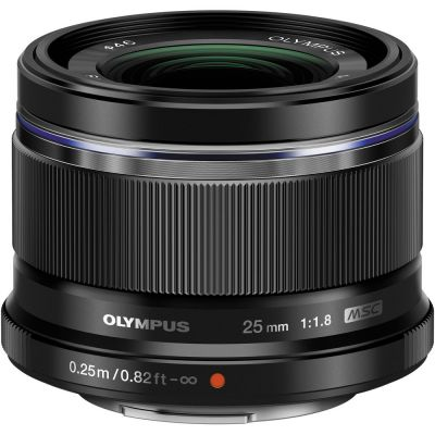 Olympus M.Zuiko Digital 25mm f/1.8 Lens (MFT) (Online Only. ETA 3-5 Days)