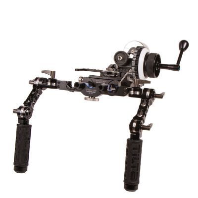 Tilta TT-03-TL DSLR Shoulder Mount Rig with Follow Focus
