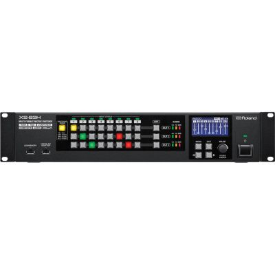 Roland XS-83H 8x3 Multi-Format AV Matrix Switcher