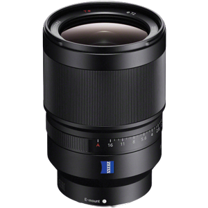 Sony Distagon T* FE 35mm f/1.4 ZA Lens (E-Mount)