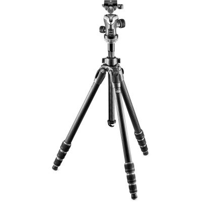 Gitzo GK1542-82QD Mountaineer Series 1 Carbon Fiber Tripod with Center Ball Head