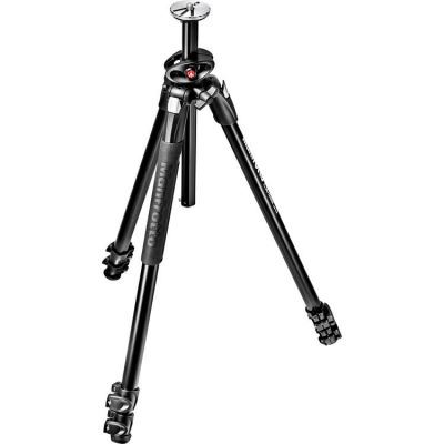 Manfrotto MT290DUA3 290 Dual Aluminium 3-Section Tripod Legs