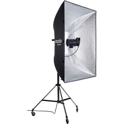 Elinchrom Indirect Litemotiv Square 145 x 145cm Softbox (28001) excl. stand