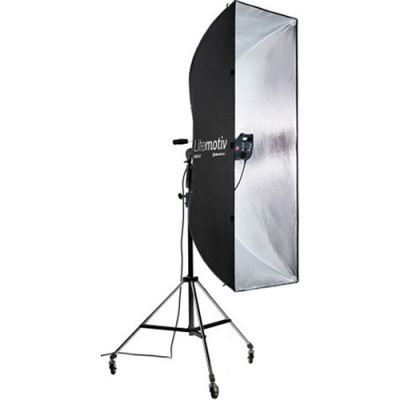 Elinchrom Indirect Litemotiv Recta 72 x 175cm Softbox (28002) excl. stand