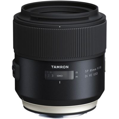 Tamron SP 85mm f/1.8 Di VC USD Lens (Canon EF)