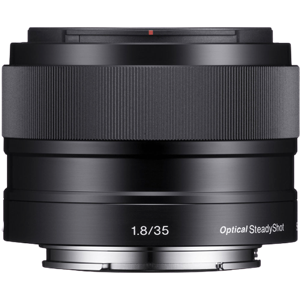 Sony E 35mm f/1.8 OSS Lens (E Mount)