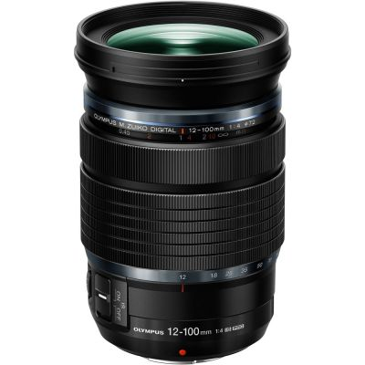 Olympus M.Zuiko Digital ED 12-100mm f/4 IS PRO Lens (MFT) (Online Only. ETA 3-5 Days)