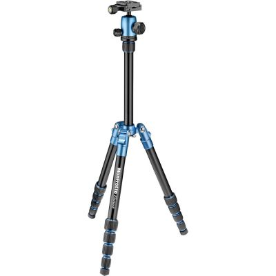 Manfrotto Element Small Aluminum Traveller Tripod (Blue)