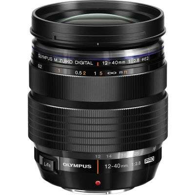 Olympus M.Zuiko Digital ED 12-40mm f/2.8 PRO Lens (MFT) (Online Only. ETA 3-5 Days)