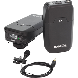 Rode Rodelink Filmmaker Wireless Audio System