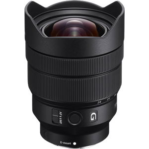 Sony FE 12-24mm f/4 G Lens (E Mount)