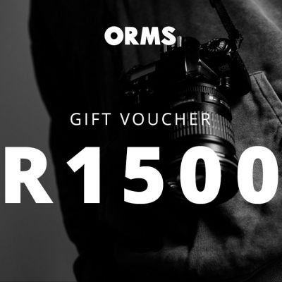 ORMS Gift Voucher - R1500