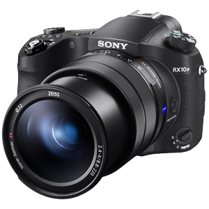 Sony Cyber-shot RX10 Mark IV Camera