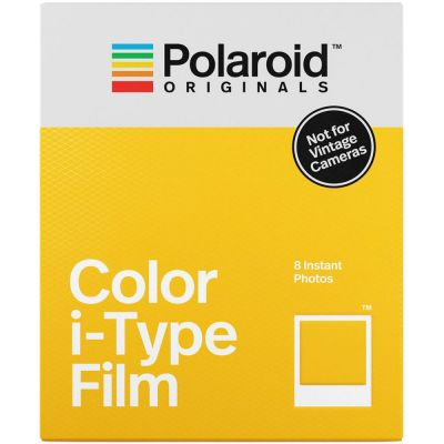 Polaroid Originals Color i-Type Instant Film (8 Exposures) (Online Only: ETA 2-3 Days)
