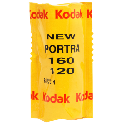 Kodak Professional Portra 160 120 Medium Format Film