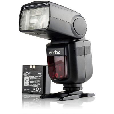 Godox VING V860IIF TTL Li-Ion Flash Kit for Fujifilm Cameras