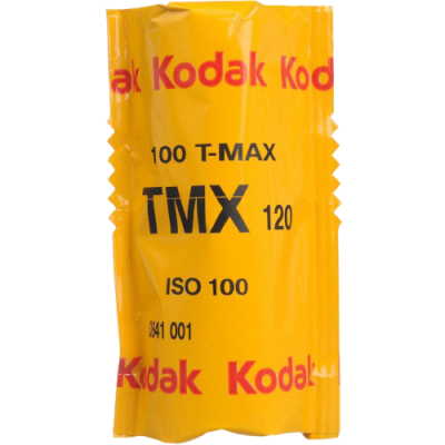 Kodak Professional T-Max 100 120 B&W Medium Format Film