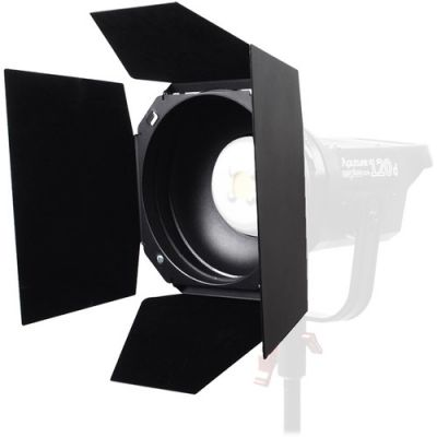 Aputure Barndoors, Grid, and Gel Holder for LS 120d/II and LS 300d/II LED Lights