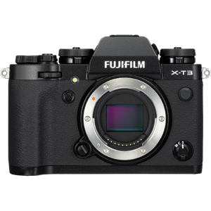 Fujifilm X-T3 Mirrorless Camera Body (Black)