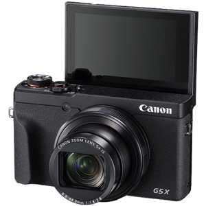 Canon PowerShot G5 X Mark II Digital Camera (Black)